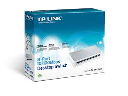 TL-SF1008D-8-port-10/100-Switch