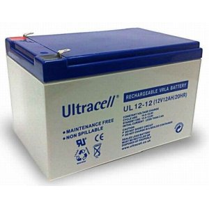 Battery-12V/12Ah-UL12-12