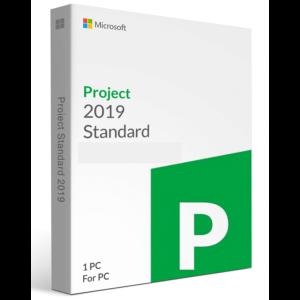 Project-Standard-2019-32/64-Eng